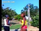 Black Women Fighting In The Street