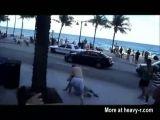 Guy loses ear in street fight