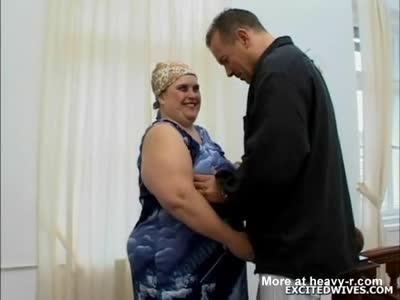 fat russian mom