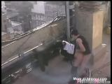 Fucking Prostitute On The Roof