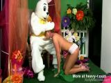 The Easter Bunny Is Not As Cute As We All Thought
