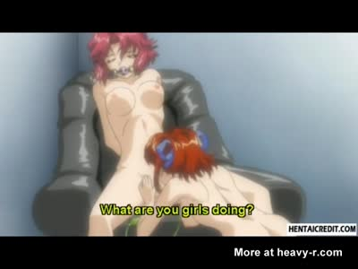 Tied Up Hentai Girls Abused