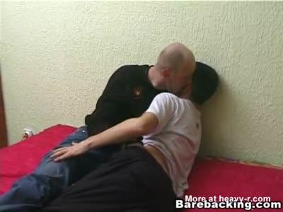 Extreme Gay Bareback Anal Sex