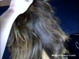Cumshot In Hair