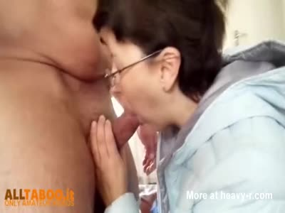 My Aunt Sucking On My Cock