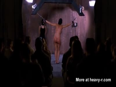 Stroking warm bdsm extreme punishment video going and