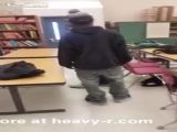 Bully Gets Ass Kicked