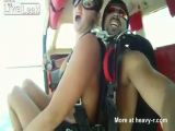 Couple Fucking During Skydive