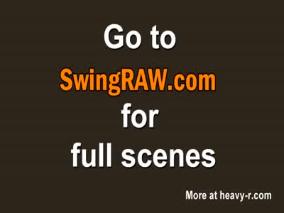 Swinger couples pleasure each other
