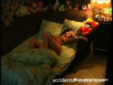 Hidden Camera Caught Stepdaughter Masturbating
