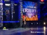 Pole Dancer On Ukraine got talent