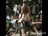 Crazy Rough Lapdance