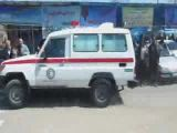 Ambulance kills pedestrians