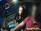 Taxi Driver Fucks Girl In His Taxi