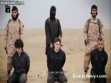 [HD] ISIS Release Barbaric Video Beheading 12 Soldiers