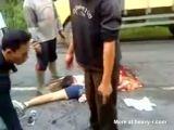Accident indonésia