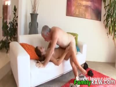 Teen Fucked By Grandpa
