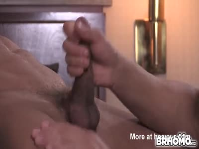 Reed Jameson rides Rod Pederson on top bareback