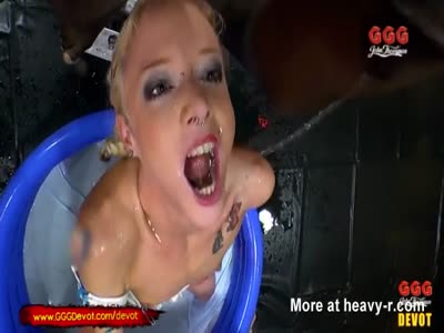 Piss And Cummed In Mouth