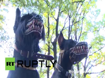 Werewolf Muzzle For Dogs