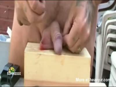 Bizarre Cock Torture