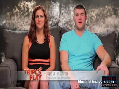 Married farmer couple looking for a woman for a threesome