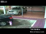 Baby Girl Crushed By A Car