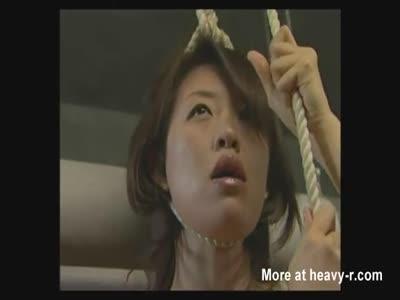 Japanese Autoerotic Hanging Asphyxia