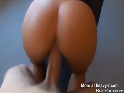 Tanned Ass Fucked And Jizzed