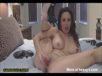 Horny Amateur Milf Teasing And Toying