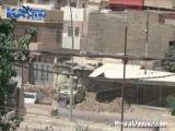Terrorist Throws IED Onto Humvee