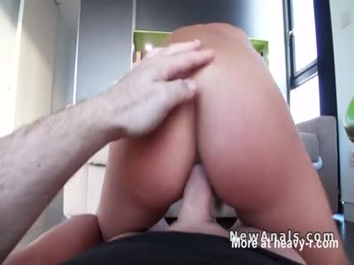 Anal With Yoga Ass