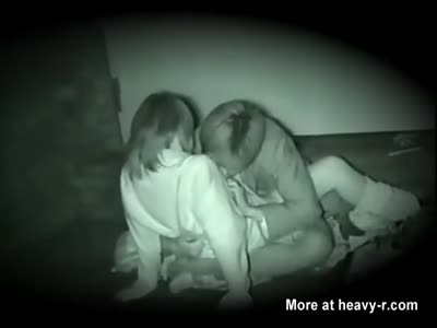 Night Vision Voyeur Video