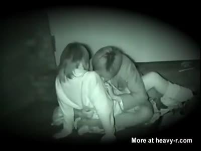 Tape night vision sex