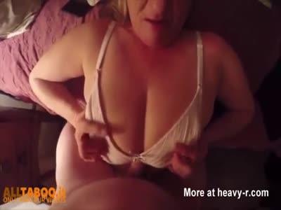 Tit Fucking Busty Granny