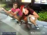 Drunk Pissing In The Street