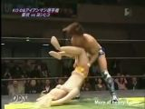 Wrestler vs Blow Up Doll