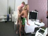 Fucking Porn Job Interviewer