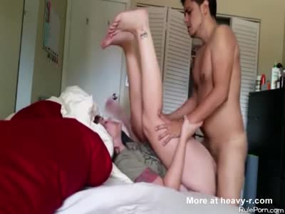 Amateur Girlfriend Pounded