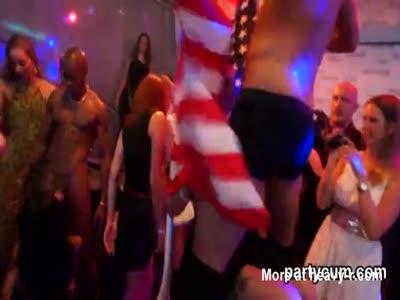 Stripper Fuck Party