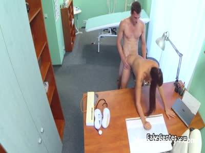 Doggystyle Fucking Nurse