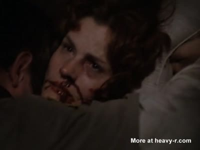 Ally Sheedy raped in jail from Macon County Jail (1997)