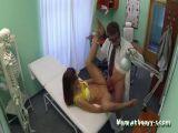 Fake Doctor Impregnates Client