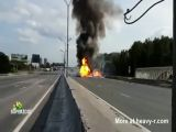Gas Cylinders Exploding