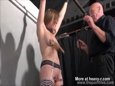Submissive Teen Humiliated And Tortured