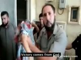 Child Decapitated By Syrian Army