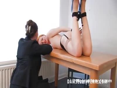 Boss Revenge Bondage