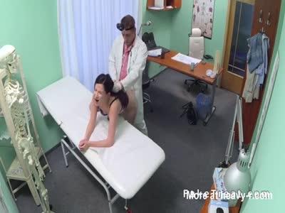 Internal Examination Of Patient