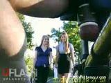 Ball Flashing Outdoor Public CFNM