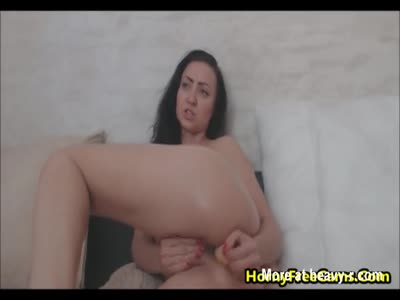 Deep Hard Anal Oral And Vaginal Toying